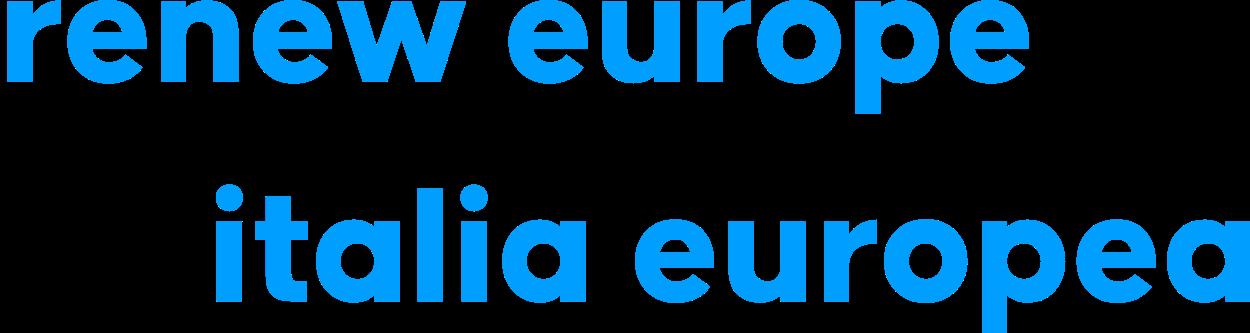 Renew Europe Italia Europea